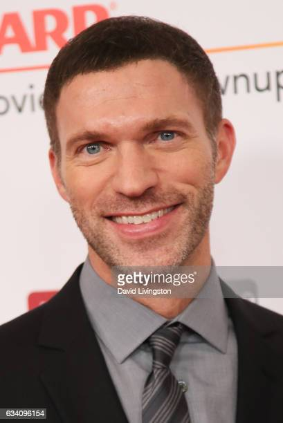 Producer Travis Knight attends the AARP's 16th Annual Movies for Grownups Awards at the Beverly Wilshire Four Seasons Hotel on February 6 2017 in...