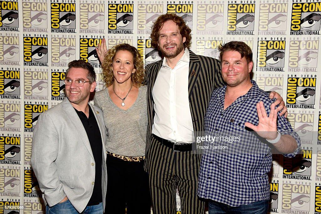"Comic-Con International 2016 - ""Star Trek 50"" Press Line"