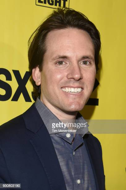 Producer Tyler Glodt attends the premiere of Friday's Child at the Paramount Theatre on March 11 2018 in Austin Texas