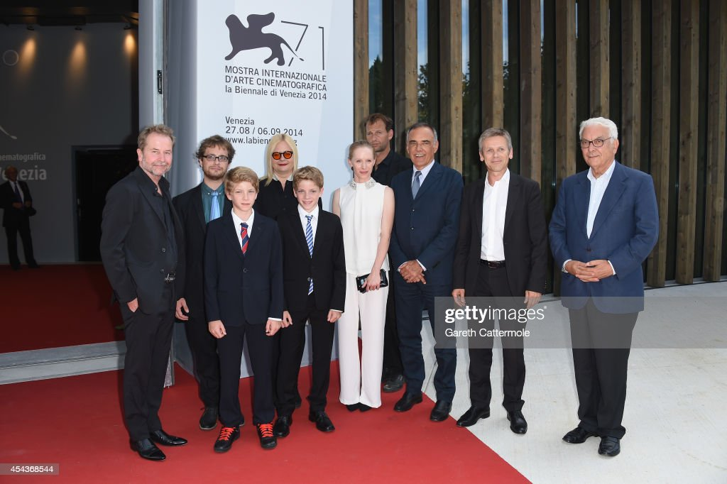 'Goodnight Mommy' - Premiere - 71st Venice Film Festival
