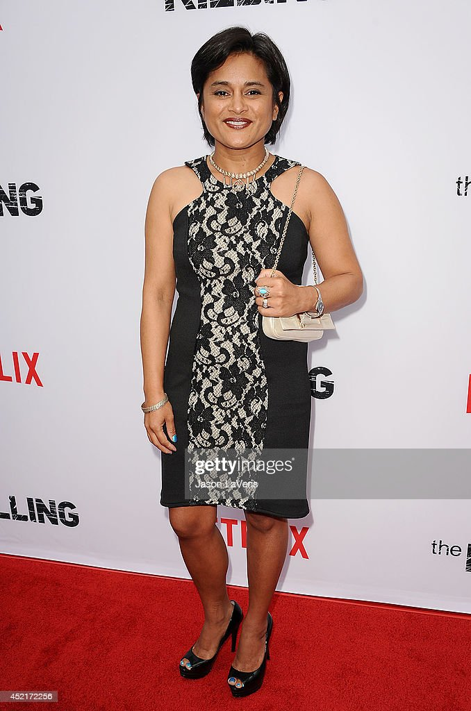"""The Killing"" Season 4 - Los Angeles Premiere"