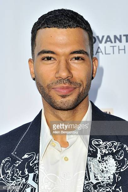 Producer Vince Allen attends the Black AIDS Institute 2015 Heroes in the Struggle Reception Gala and Awards Ceremony at Directors Guild Of America on...