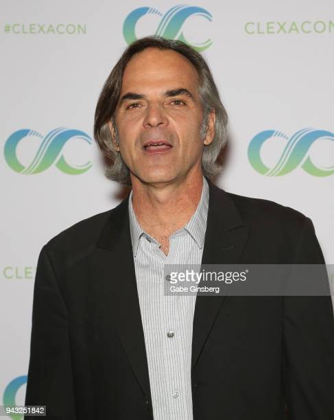 Producer Vince Calandra attends the Cocktails for Change fundraiser hosted by ClexaCon to benefit Cyndi Lauper's True Colors Fund at the Tropicana...