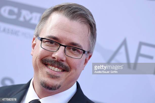 Producer Vince Gilligan attends the 43rd AFI Life Achievement Award Gala at Dolby Theatre on June 4 2015 in Hollywood California