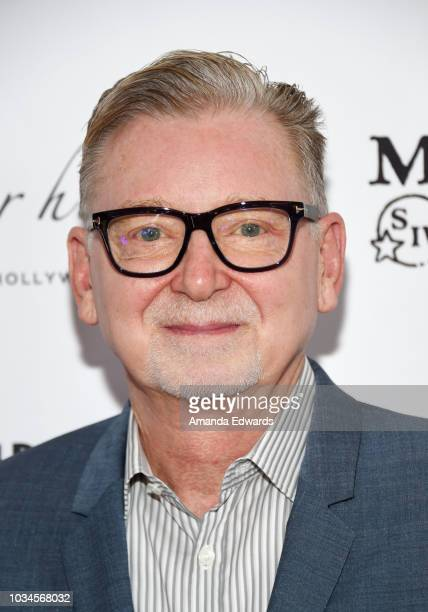 Producer Warren Littlefield arrives at the Los Angeles Confidential Emmys Celebration hosted by cover star Elisabeth Moss at Kimpton La Peer Hotel on...