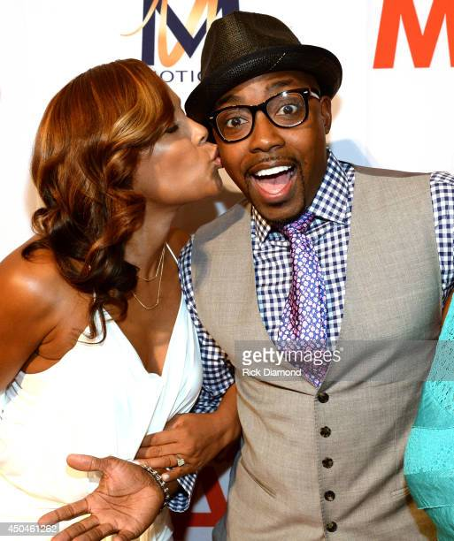 Producer Will Packer and Fiance Heather Hayslett attend Sony Pictures' THINK LIKE MAN TOO Atlanta Red Carpet Screening With Kevin Hart LaLa Anthony...