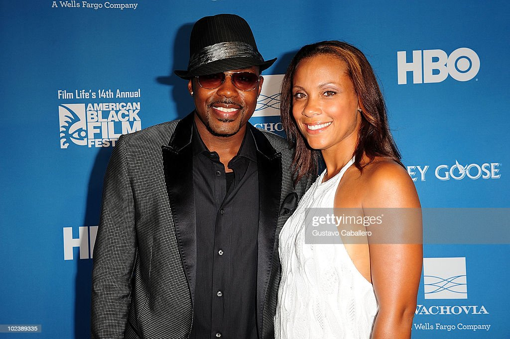 """ABFF Opening Night and Screening of Screen Gems """"Takers"""" : News Photo"""