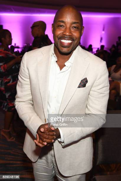 Producer Will Packer at 2017 BronzeLens Film Festival Women SuperStars Luncheon at Westin Peachtree Plaza on August 25 2017 in Atlanta Georgia