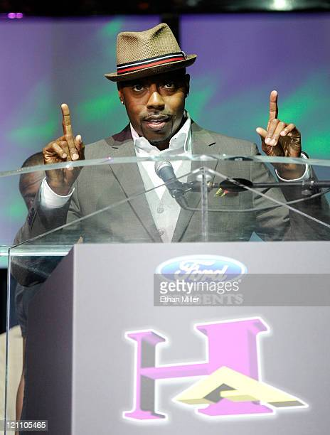 Producer Will Packer speaks onstage during the ninth annual Ford Hoodie Awards at the Mandalay Bay Events Center August 13, 2011 in Las Vegas, Nevada.