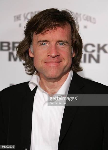 Producer William Pohlad arrives at the premiere of Brokeback Mountain at the Mann National Theater on November 29 2005 in Westwood California
