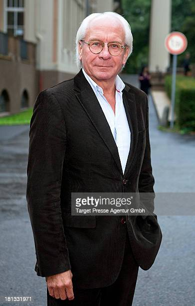 Producer Wolf Bauer attends the 'Fest der Eleganz und Intelligenz' at Villa Siemens on September 20 2013 in Berlin Germany