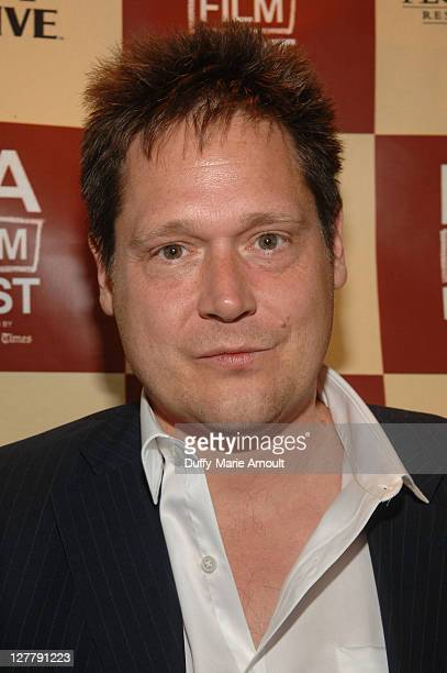 """Producer Wolfgang Mueller attends """"The Bad Intentions"""" screening during the 2011 Los Angeles Film Festival held at the Regal Cinemas L.A. LIVE on..."""