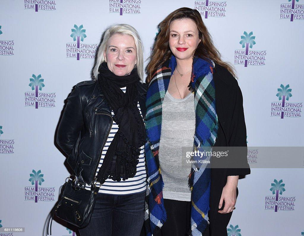 28th Annual Palm Springs International Film Festival Film Screenings & Events : News Photo
