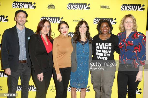 Producer Writer and Editor Robin Blotnick Amy Vilela Congresswoman Alexandria OcasioCortez Director Writer and Producer Rachel Lears Cori Bush and...