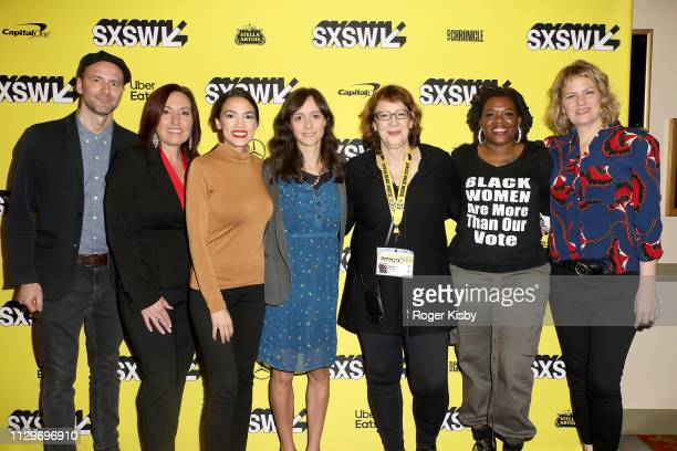 Producer Writer and Editor Robin Blotnick Amy Vilela Congresswoman Alexandria OcasioCortez Director Writer and Producer Rachel Lears SXSW Film...