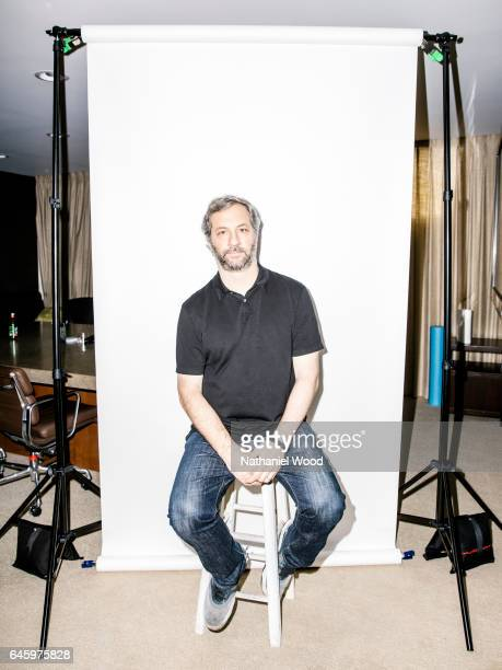 Producer writer director actor and comedian Judd Apatow for Esquire Magazine on November 11 2016 in Los Angeles California