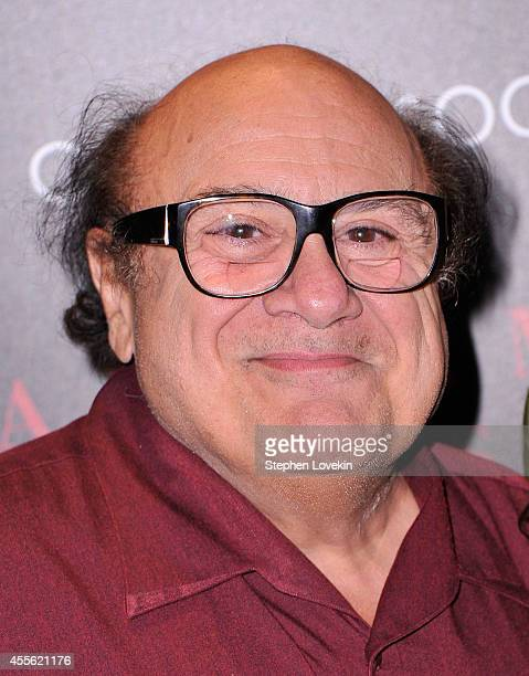Producer/actor Danny DeVito attends the Universal Pictures and Cross Creek Pictures with The Cinema Society screening of A Walk Among the Tombstones...