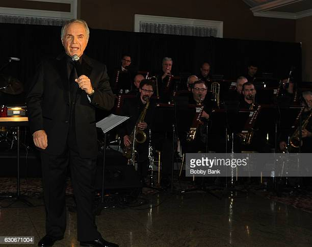 Producer/arranger Charles Calello attends the Charles Calello Orchestra The Hit Man at Stoney Hill Inn on December 29 2016 in Hackensack New Jersey