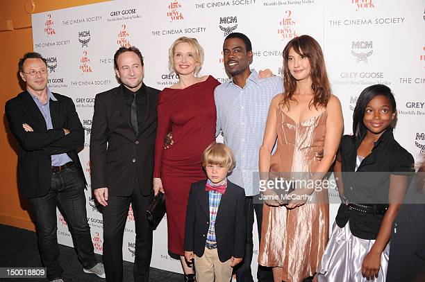 ProducerChristophe Mazodier writer Alex Nahon actress Julie Delpy actor Owen Shipman actor Chris Rock actress Alexia Landeau and actress Talen Riley...