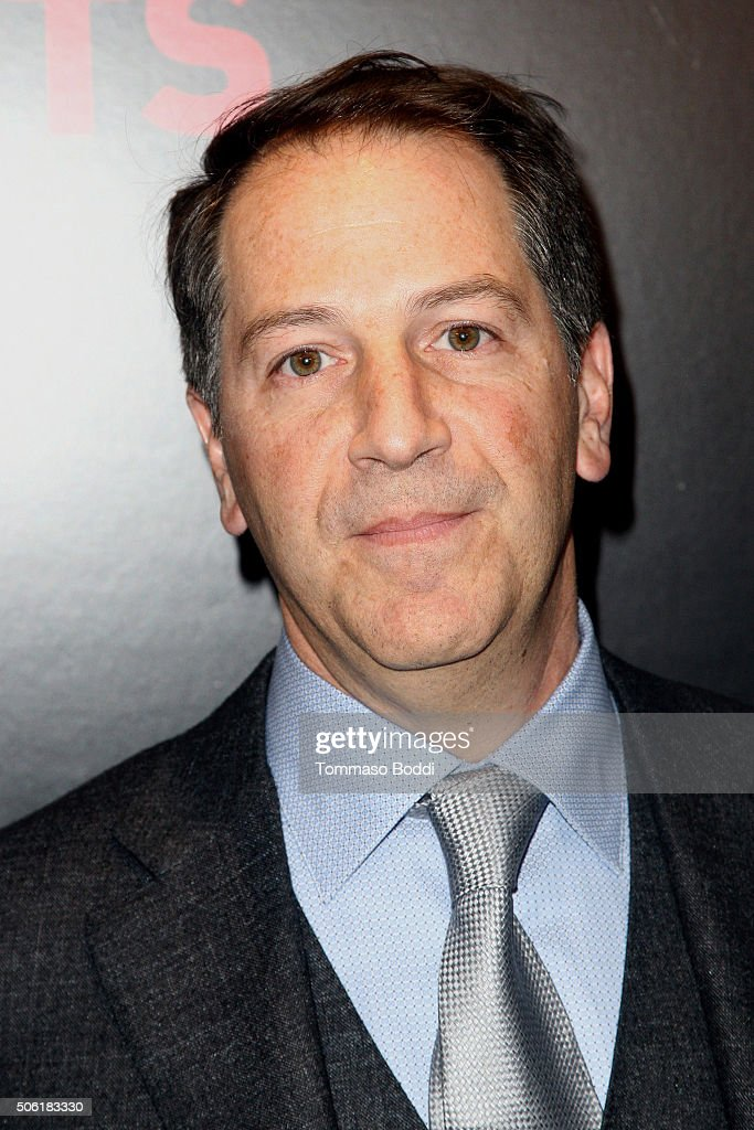 Producer/Creator Aaron Korsh attends the premiere of USA Network's 'Suits' season 5 held at Sheraton Los Angeles Downtown Hotel on January 21, 2016 in Los Angeles, California.