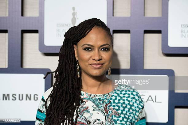 Producer/Director Ava DuVernay attends the 8th Annual ESSENCE Black Women In Hollywood Luncheon at the Beverly Wilshire Four Seasons Hotel on...
