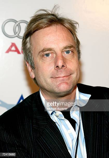 Producer/director Basil Gelpke arrives at the screening of A Crude Awakening The Oilcrash during AFI FEST 2006 presented by Audi held at Arclight...