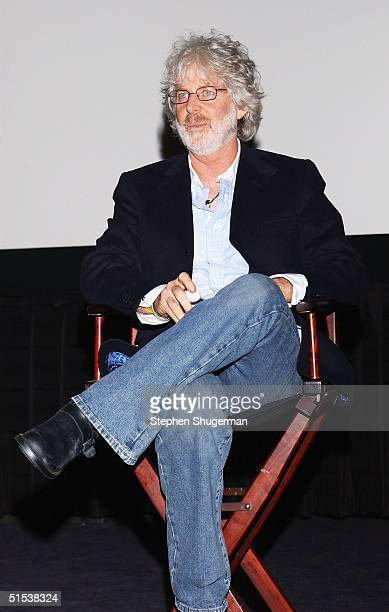Producer/Director Charles Shyer answers questions from the audience during the Q A following the Variety Screening Series Alfie at the ArcLight...