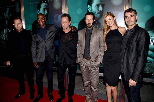 "Screening Of Lionsgate Films' ""John Wick"" - Red Carpet"