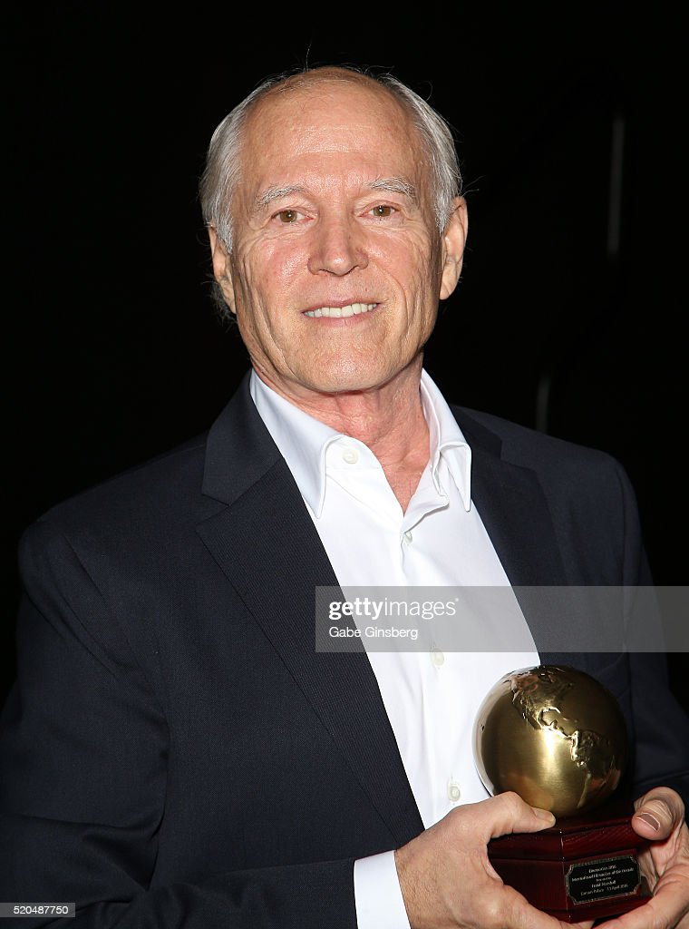 Producer/director Frank Marshall, recipient of the International Filmmaker of the Decade Award, attends the International Day Awards Luncheon and Filmmaker Spotlight at CinemaCon, the official convention of the National Association of Theatre Owners, at Caesars Palace on April 11, 2016 in Las Vegas, Nevada.