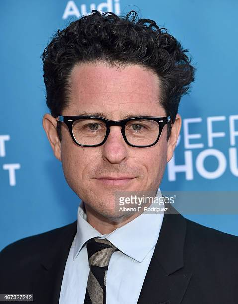 Producer/director JJ Abrams attends The Geffen Playhouse's Backstage at the Geffen Gala at The Geffen Playhouse on March 22 2015 in Los Angeles...
