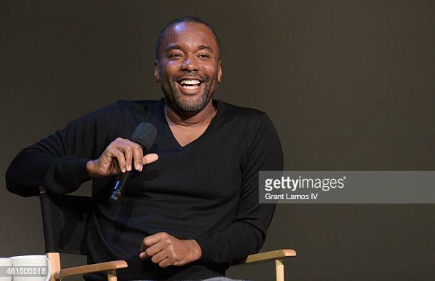 Producer/director Lee Daniels attends Apple Store Soho presents Meet The Creator: Lee Daniels, 'Empire' at Apple Store Soho on January 13, 2015 in...