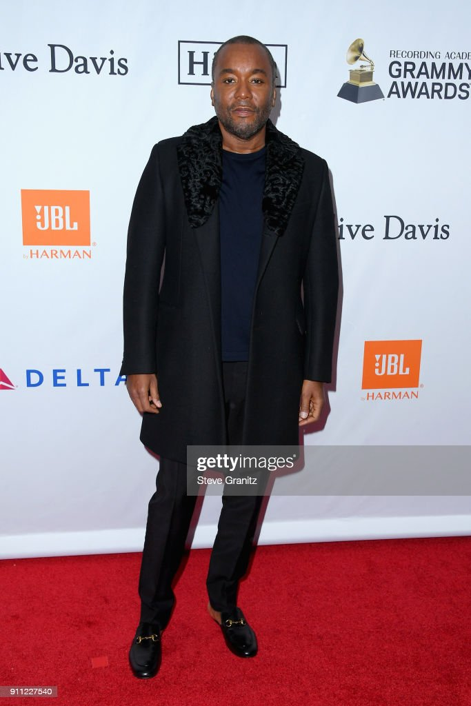 Producer/director Lee Daniels attends the Clive Davis and Recording Academy Pre-GRAMMY Gala and GRAMMY Salute to Industry Icons Honoring Jay-Z on January 27, 2018 in New York City.