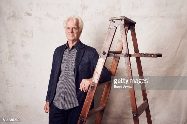 Producer/director Mike Birkhead of PBS's 'H is for Hawk A New Chapter' poses for a portrait during the 2017 Summer Television Critics Association...