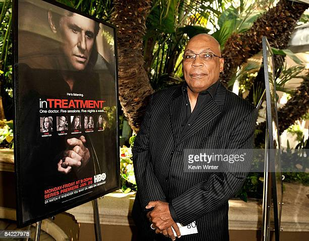 Producer/director Paris Barclay arrives at the AFI Awards 2008 held at the Four Seasons Hotel on January 9 2009 in Los Angeles California