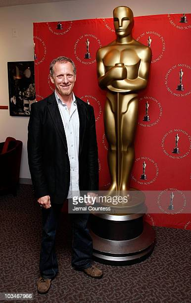 Producer/Director Rob Epstein attends the Monday Nights with Oscar Presentation of The Times of Harvey Milk on June 23 2008 at the Directors Guild of...