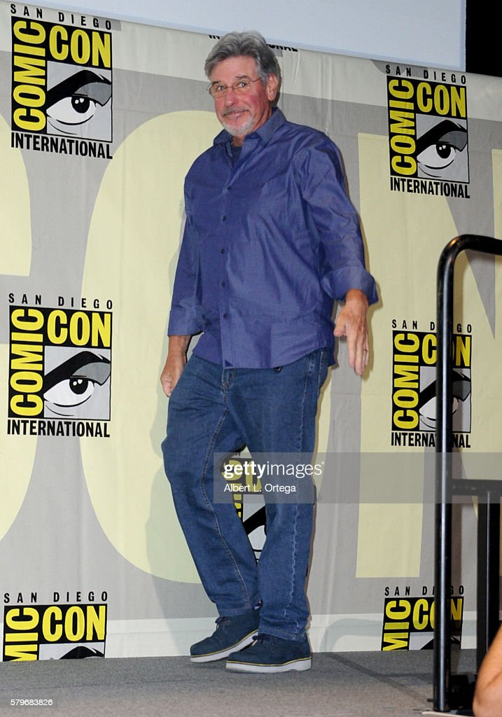 Producer/director Robert Singer attends the 'Supernatural' Special Video Presentation And Q&A during Comic-Con International 2016 at San Diego Convention Center on July 24, 2016 in San Diego, California.