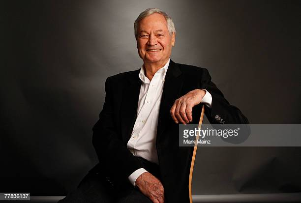 Producer/director Roger Corman of the film 'Mr Warmth The Don Rickles Project' poses in the portrait studio during AFI FEST 2007 presented by Audi...