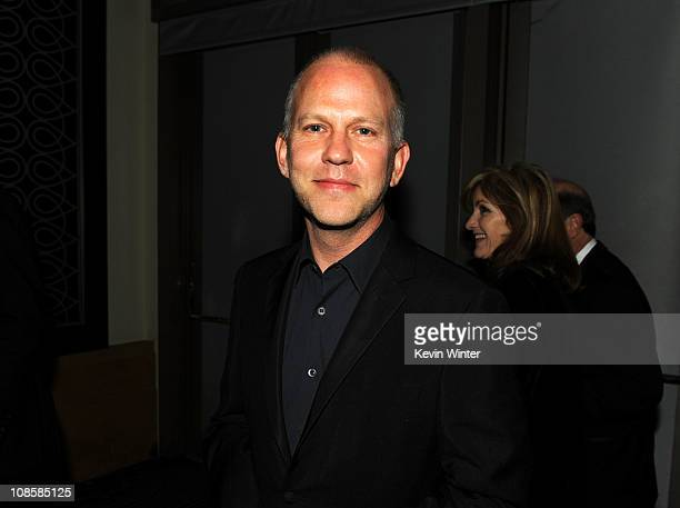 Producer/director Ryan Murphy attends the 63rd Annual Directors Guild Of America Awards held at the Grand Ballroom at Hollywood & Highland on January...