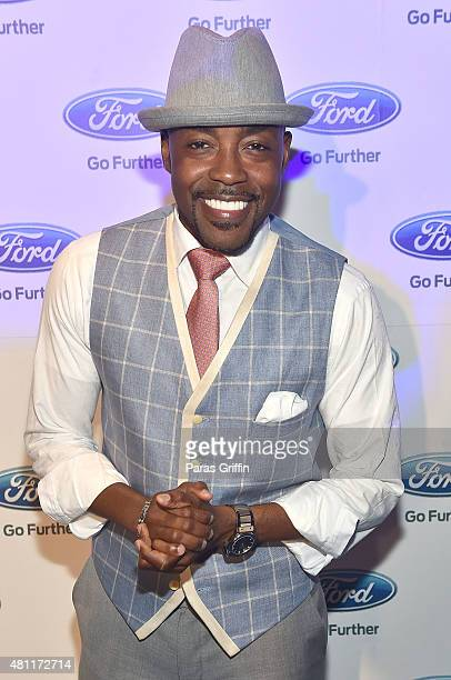 Producer/Director Will Packer attends First Take With Ford at Georgia Railroad Freight Depot on July 17 2015 in Atlanta Georgia