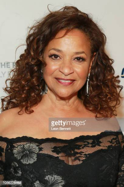 Producer.host Debbie Allen attends 18th Annual Debbie Allen Dance Academy Fall Soiree Fundraising Celebration at Wallis Annenberg Center for the...