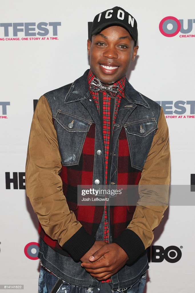 """2017 Outfest Los Angeles LGBT Film Festival - Centerpiece Screening Of """"Behind The Curtain: Todrick Hall"""" - Arrivals"""