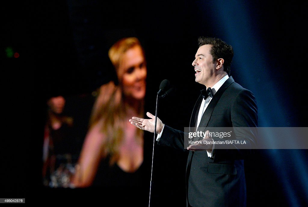 2015 Jaguar Land Rover British Academy Britannia Awards Presented by American Airlines - Inside
