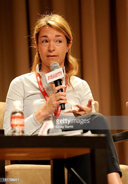 Producer/President of Mandalay Vision Celine Rattray at Variety's 2011 BritWeek Film and TV Summit at The Beverly Hilton hotel on April 29 2011 in...