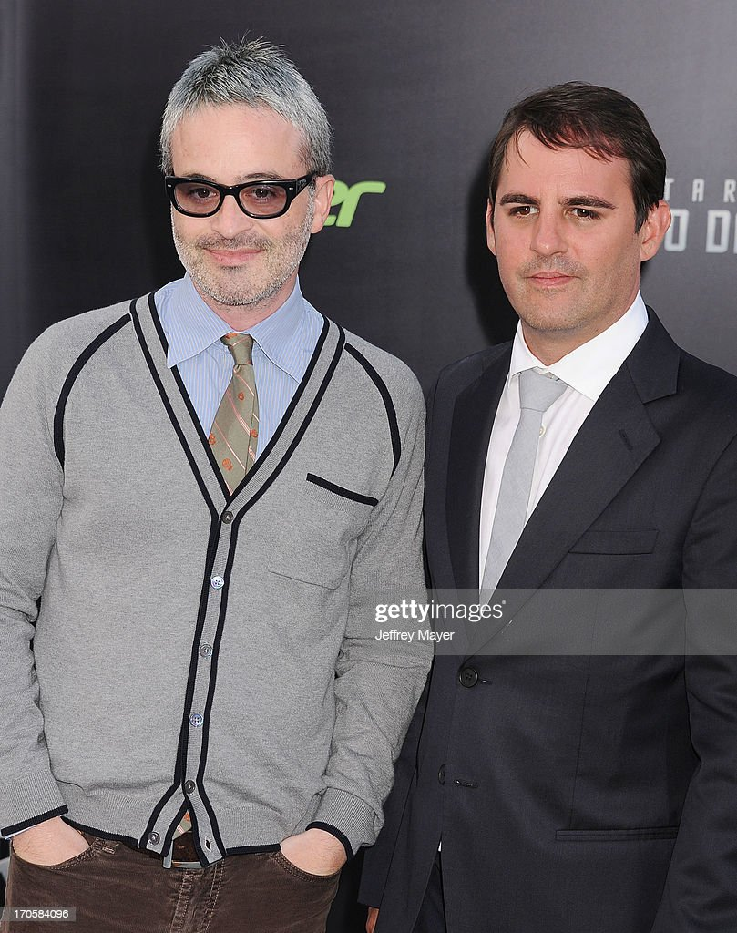 Producers Alex Kurtzman and Robert Orci arrive at the Los Angeles premiere of 'Star Trek: Into Darkness' at Dolby Theatre on May 14, 2013 in Hollywood, California.