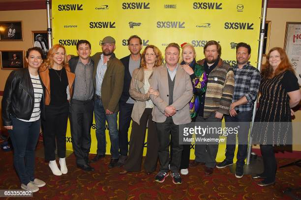 Producers Alison Small Laura Rister actors Alex Frost Rory Cochrane Josh Lucas Melissa Leo director Tommy O'Haver actors Sally Kirkland Michael...