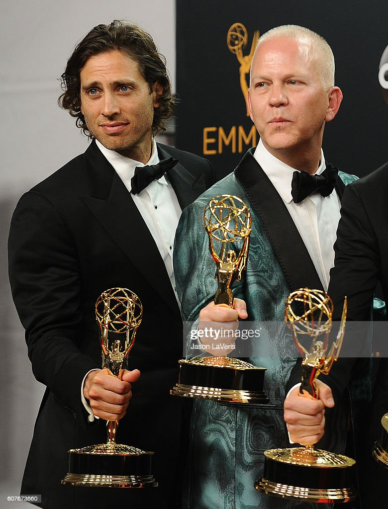 68th Annual Primetime Emmy Awards - Press Room : News Photo