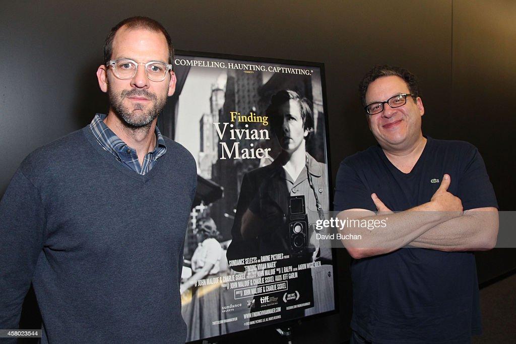 "TheWrap Screening Series Presents ""Finding Vivian Maier"" : News Photo"