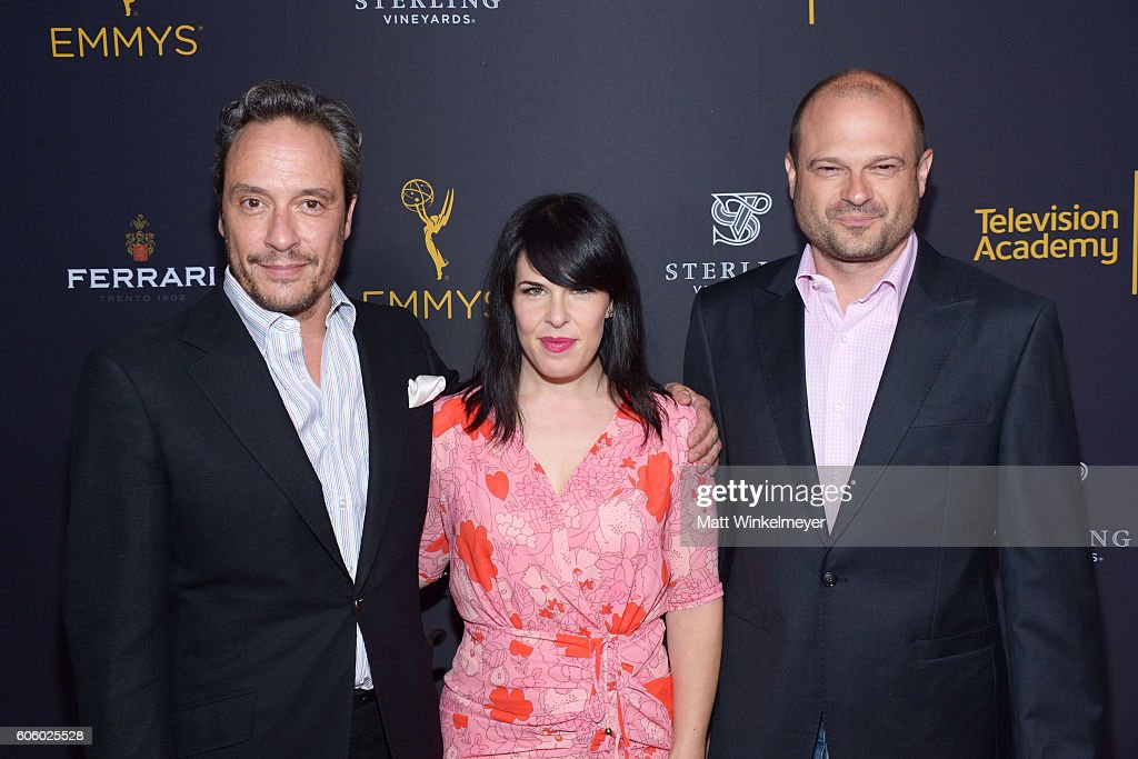 CA: Television Academy Hosts Reception For Emmy-Nominated Producers - Arrivals