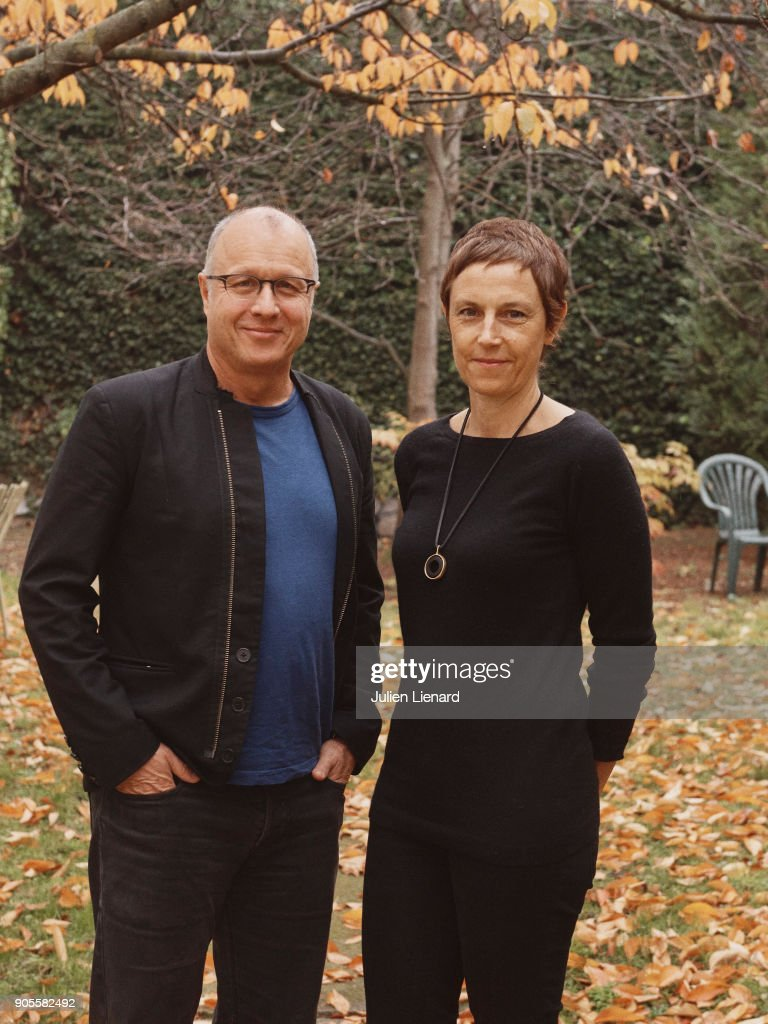 Eric Lagesse and Carole Scotta, Self Assignment, October 2017 : News Photo