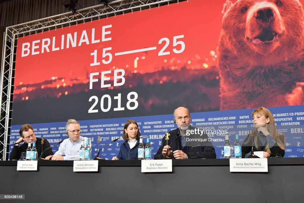 'U - July 22' Press Conference - 68th Berlinale International Film Festival